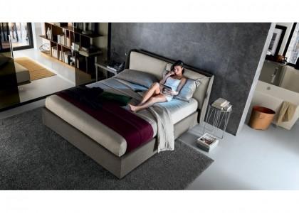 Felis: arreda con letti imbottiti di design moderno e Light lifestyle