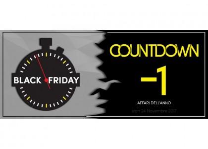 E tu? Sei pronto a cogliere le nostre offerte imperdibili? Appuntamento alle 00:00 per l'evento BLACK FRIDAY