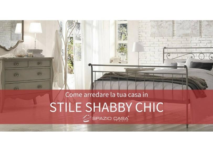 Letti Ferro Battuto Shabby Chic : Arredare casa in stile shabby con mobili in ferro battuto