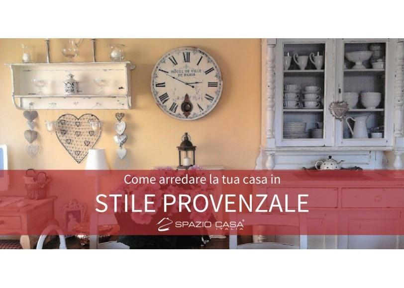 Come arredare casa in stile provenzale con i mobili in legno for Arredare casa in stile provenzale