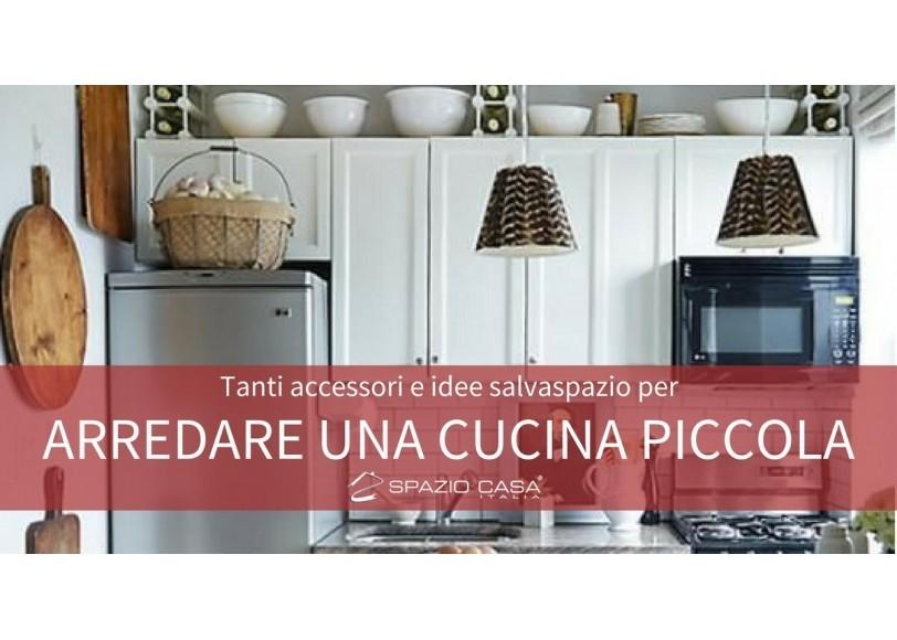 Cucina piccola soluzioni e accessori per arredare - Idee per arredare una cucina piccola ...