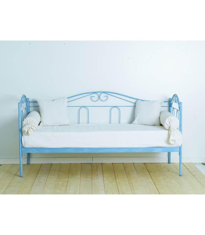 Divano letto in ferro battuto flora - Tavolini in ferro battuto ikea ...