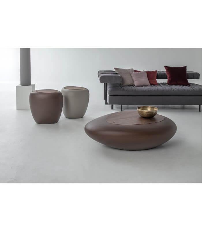 Tavolino da salotto kos design contemporaneo tonin casa for Tavoli contemporaneo design