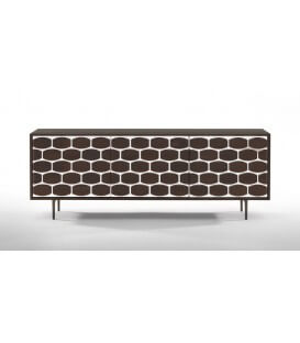 Madia credenza Honey design contemporaneo