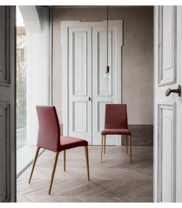 Sedia di design moderna Aragona Tonin Casa