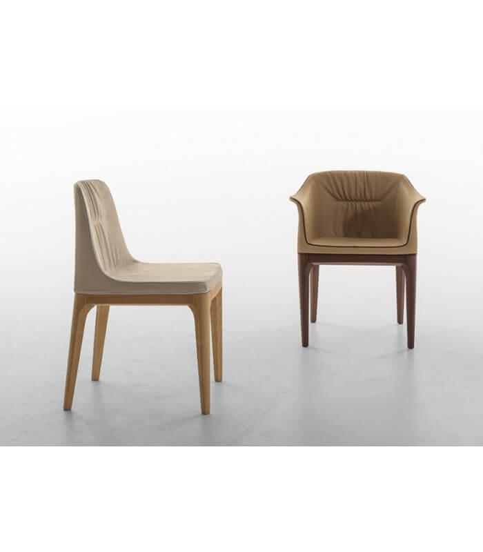 Sedia moderna di design mivida tonin casa for Miglior design di casa moderna
