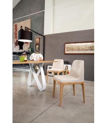 Sedia moderna di design Mivida Tonin Casa