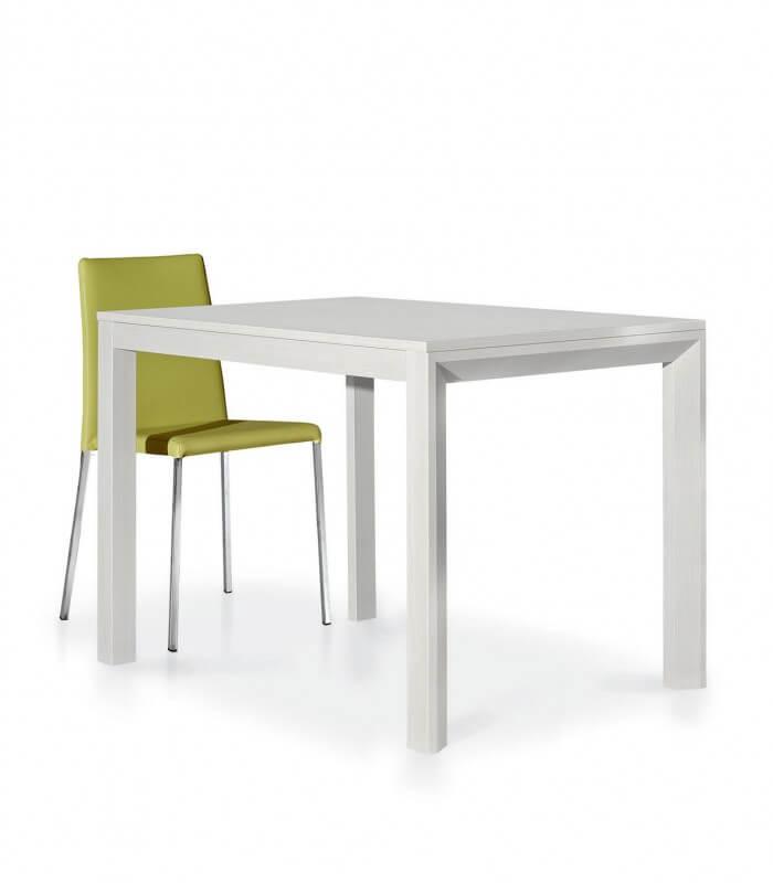 Tavolo Bianco Frassinato 45