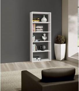 Libreria Bianco Frassinato 89
