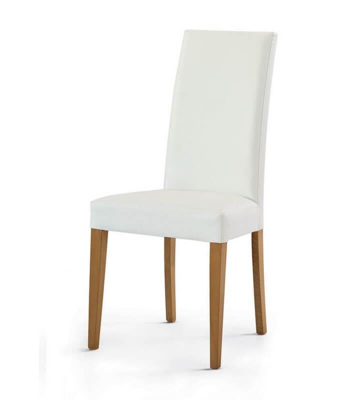Sedia da salotto schienale alto anthony for Sedie x salotto