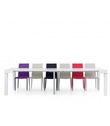 Consolle allungabile trasformabile in tavolo