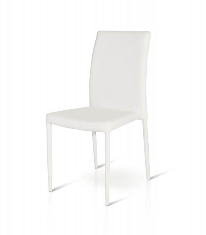 sedia moderna da cucina in ecopelle spazio casa