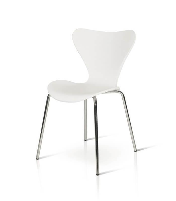 sedia di design in pvc moove spazio casa