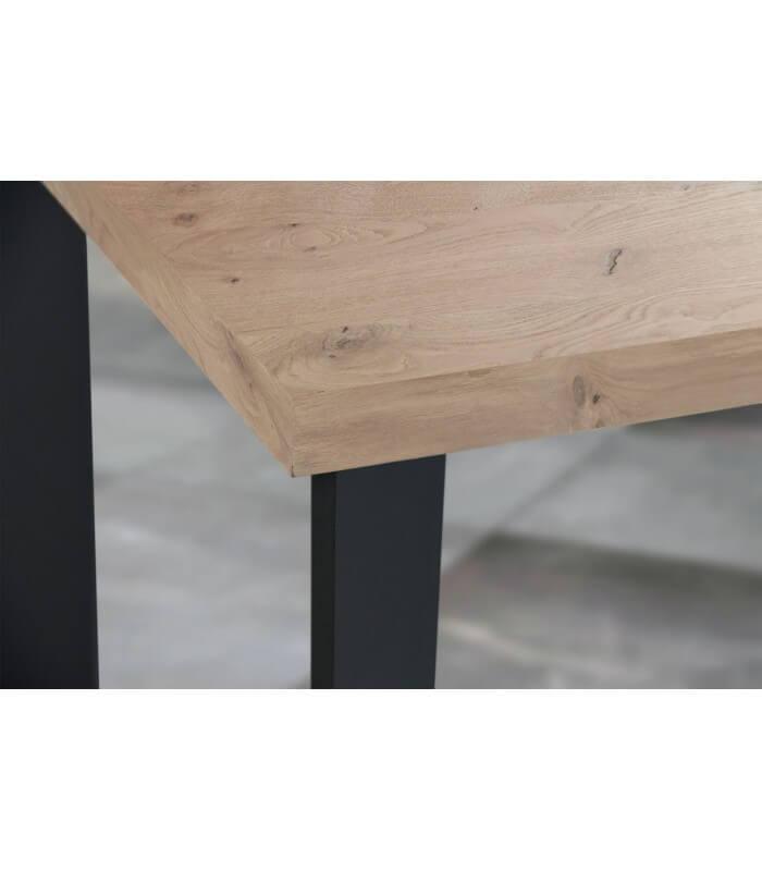 Tavolo Moderno In Rovere.Tavolo Moderno Rettangolare Fisso Rovere Impiallacciato Spazio Casa