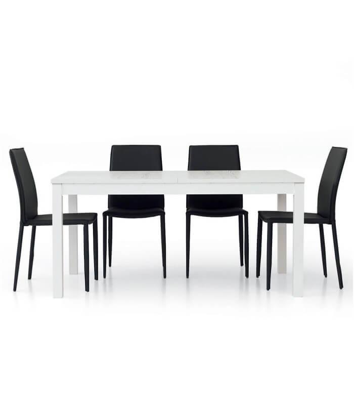 Tavolo da pranzo 160 x 90 allungabile for Offerte tavoli da pranzo