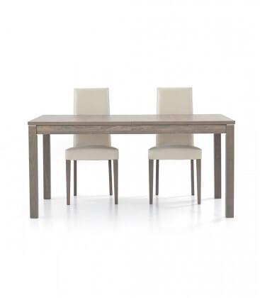 Tavolo da pranzo 160 x 90 allungabile