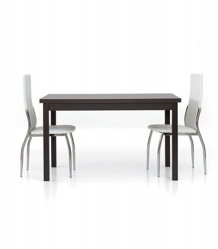 Tavolo rettangolare classico moderno allungabile - Tavolo allungabile classico ...