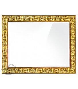 Specchio in Legno Arte Povera