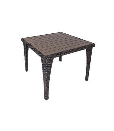 Tavolo imperial quadrato Coveri Garden