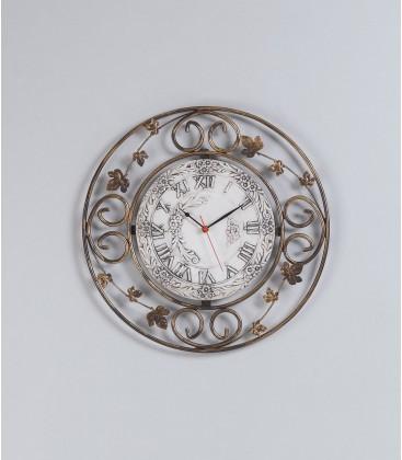 Orologio tondo Edera Ø 36