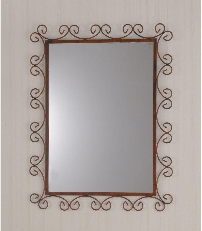 Specchio da parete modello c for Specchio da parete componibile