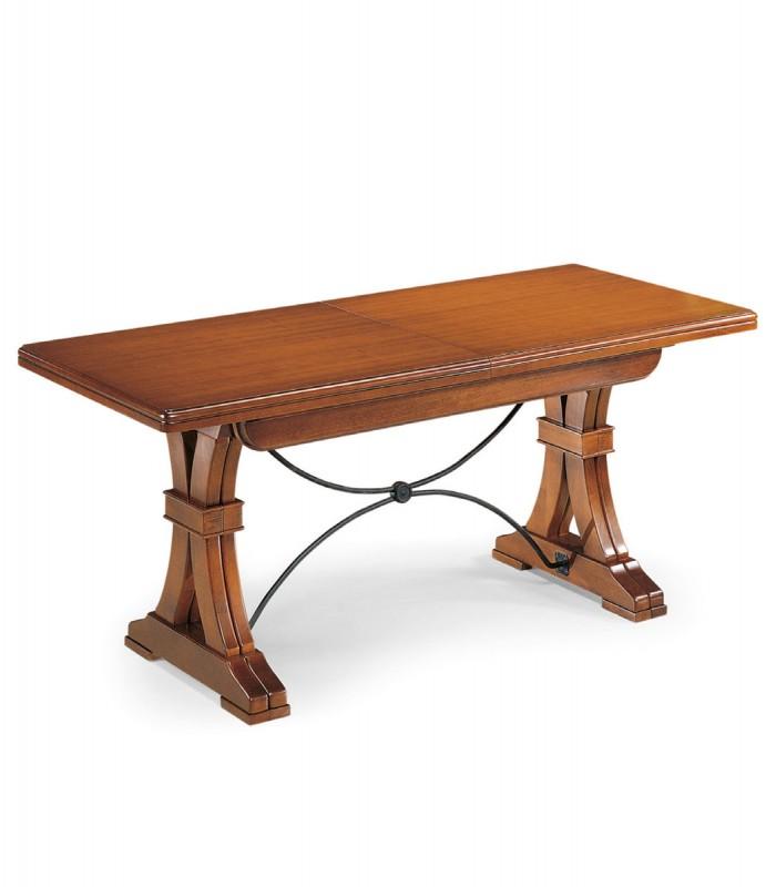 Tavolo da pranzo allungabile con gambe ad Y - Spazio Casa