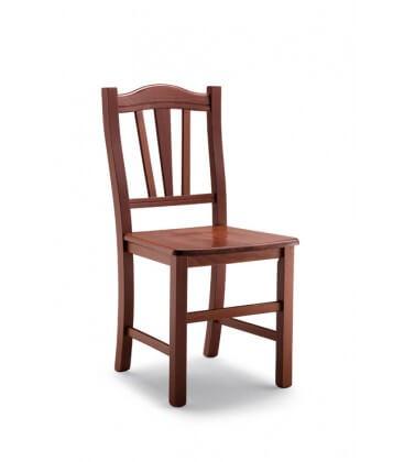 Sedia Silvana seduta massello