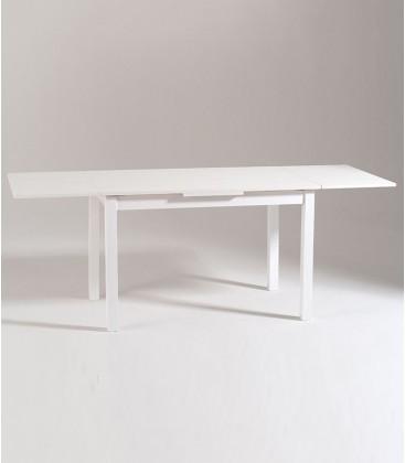 Tavolo rettangolare classico-moderno allungabile