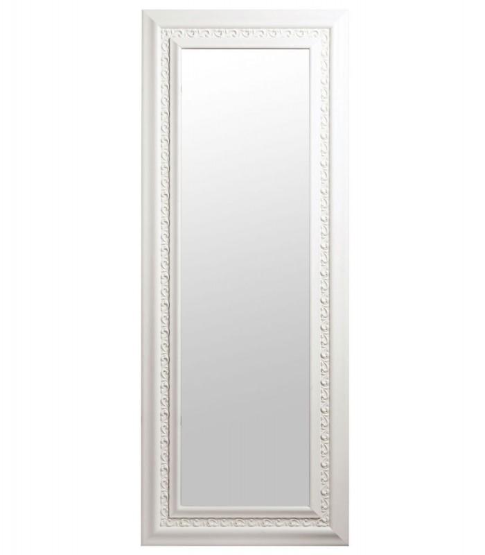 Specchio da parete barocco bianco - Spazio Casa