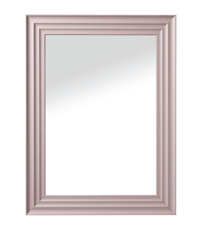 Specchio da parete con cornice smussata - Spazio Casa