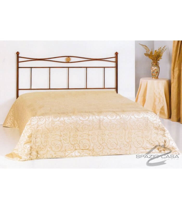Beautiful Testiere Letto Ferro Battuto Pictures - Skilifts.us - skilifts.us