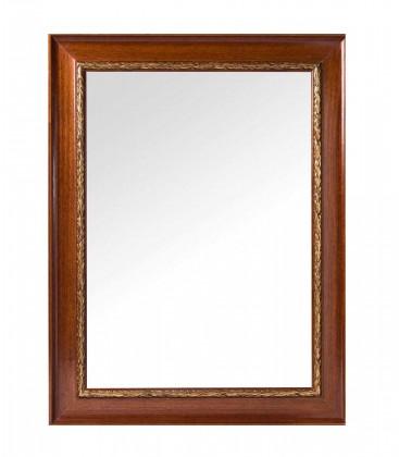 Specchio classico in legno
