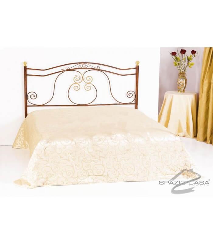 Testata letto in ferro battuto barocco - Testata letto ferro battuto ...