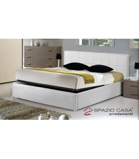 Letto in Eco Pelle Boston