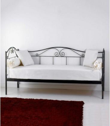 divano letto in ferro battuto lola spazio casa On divano ferro battuto