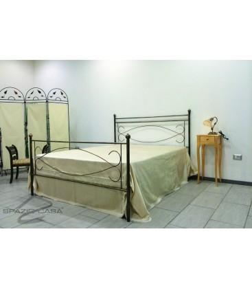 Letto in ferro battuto spark - Spalliere letto in ferro battuto ...