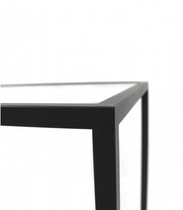 Tavolino da salotto moderno rettangolare KUBE
