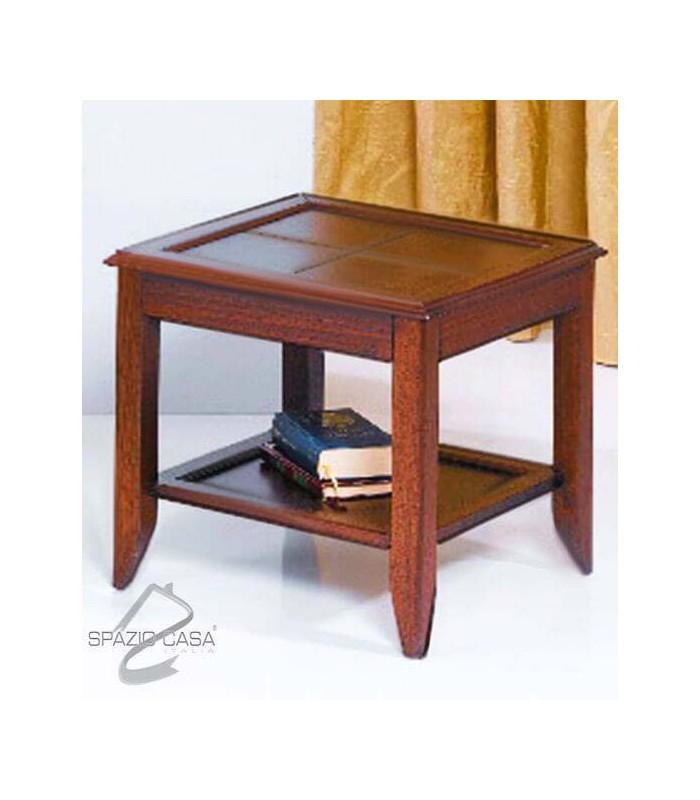 Tavolini Da Salotto Classici In Legno.Tavolino Da Salotto In Legno Massello Spazio Casa