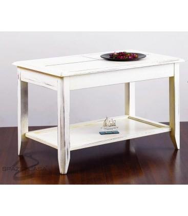 Tavolino da Salotto in Legno Massello