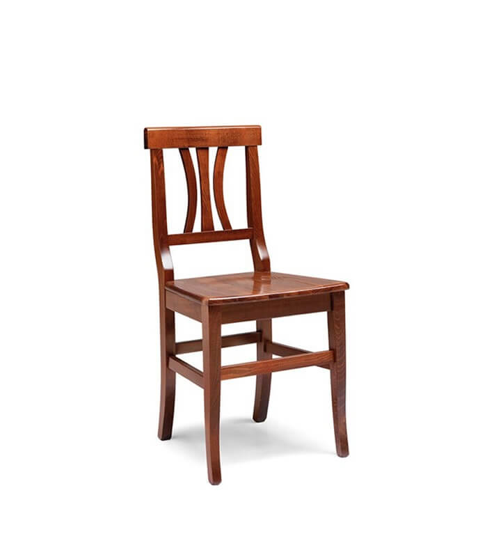 Sedia vicenza seduta massello for Casa moderna vicenza