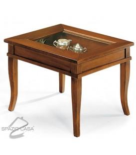 Tavolino Bacheca Quadrato