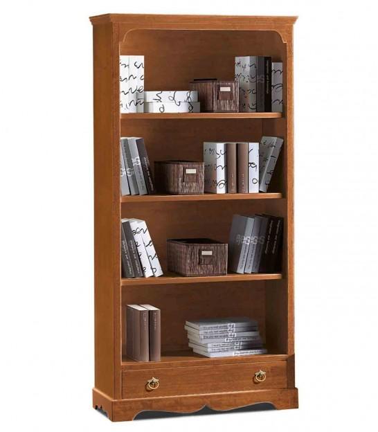 Librerie In Legno Prezzi.Librerie Classiche Prezzi E Offerte Spazio Casa Store Spazio
