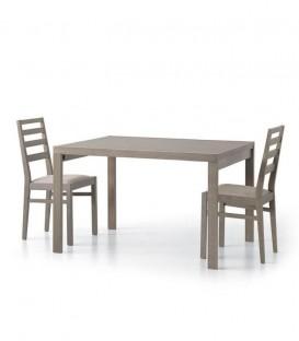 Tavolo Moderno Allungabile 120 x 90 Larice
