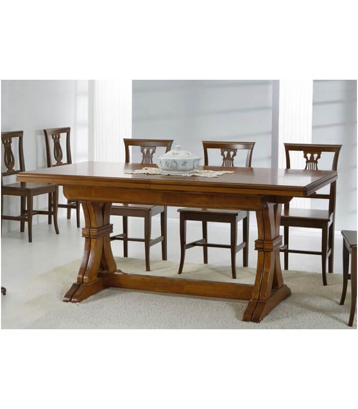 Tavoli Da Cucina Allungabili Classici.Tavolo In Legno Classico Jn1bd33c Jnktodaynews Com