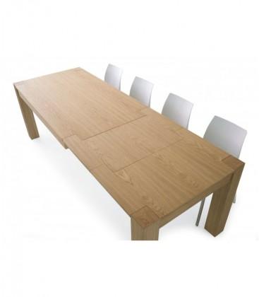 Tavolo in Legno Allungabile Rovere