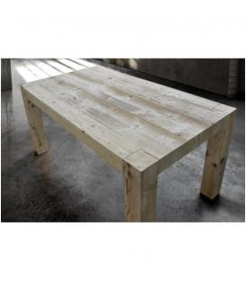Tavolo in Legno Massello vecchio prima patina