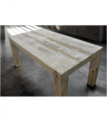 Tavolo in Legno rettangolare Naturale