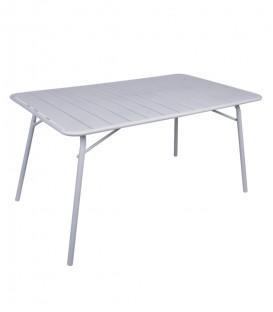 Tavolo in alluminio pieghevole per esterno