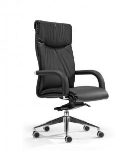 Sedia nera SALLY da ufficio