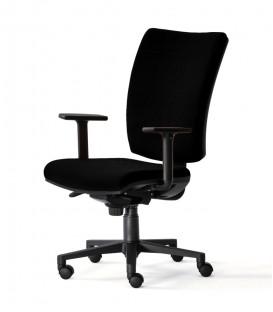 Sedia per ufficio FIVE nera